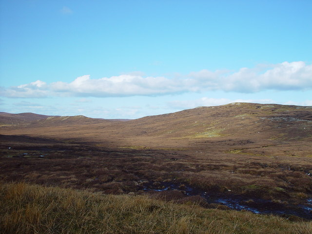 South Filla Runnie, Near Voe, Shetland