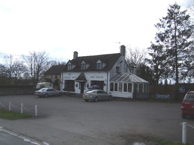The Saddlers Arms, New Yatt