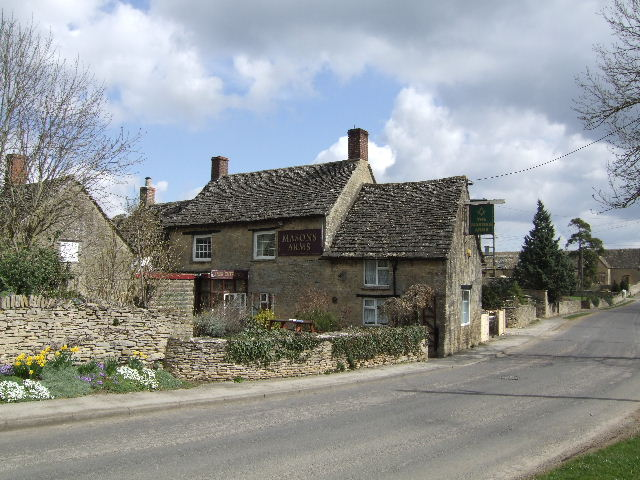 Masons Arms, Brize Norton