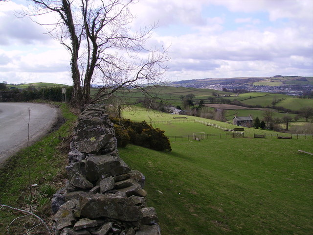 Near Laverock Bridge