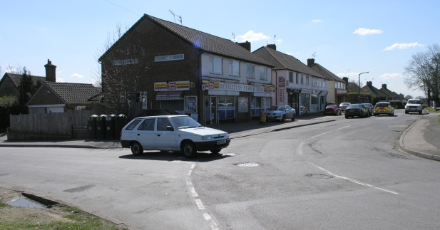 Local Shops in South Park