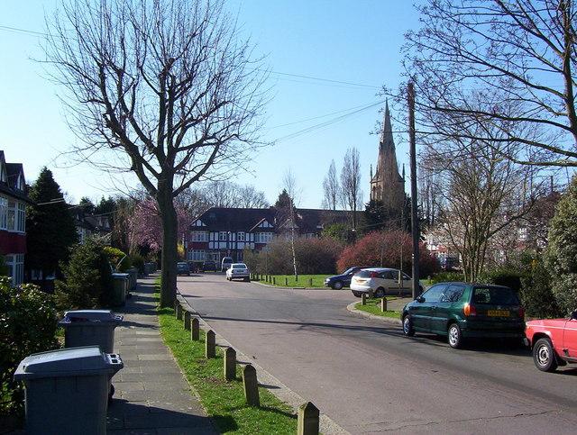 St Andrew's Road Kingsbury