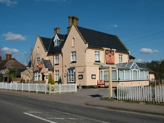 The Woodhall Arms Hotel