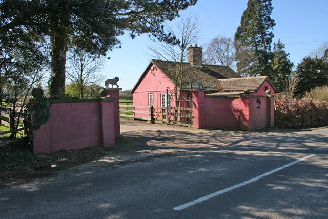 Lodge at Whissenthorpe