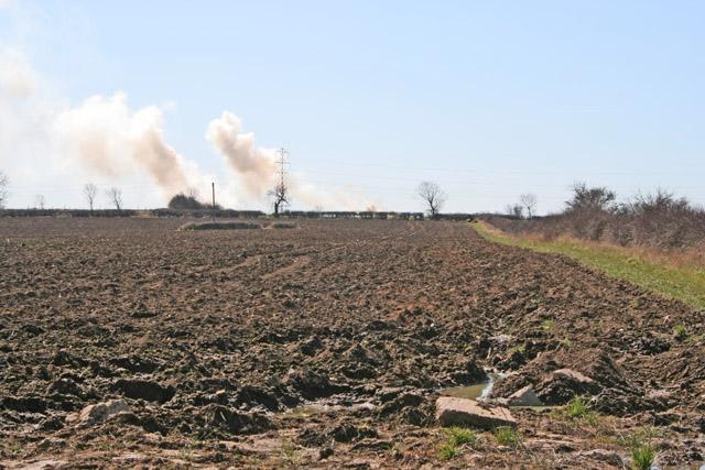 Farmland on Melton Road, Whissendine