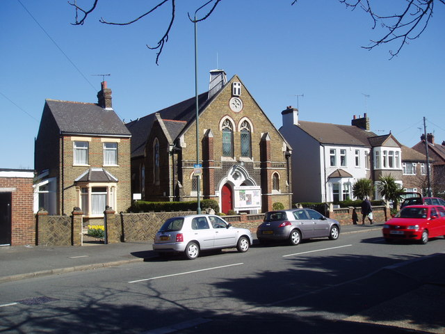 Congregational Church, Picardy Road, Belvedere, Kent
