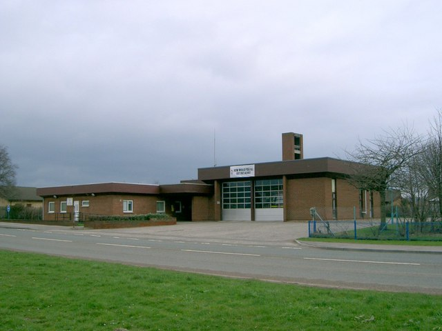 Rosyth Fire Station