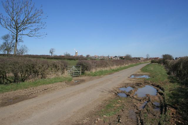 Greendale Lane, Whissendine