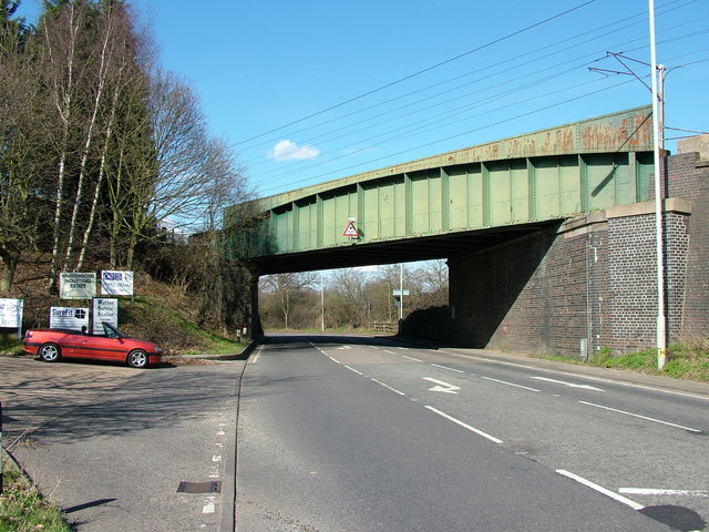 Stapleford Railway Bridge