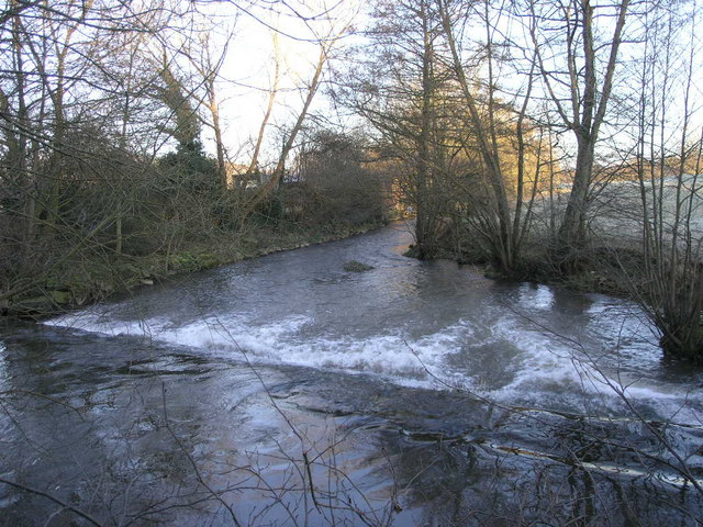Weir on The Corve