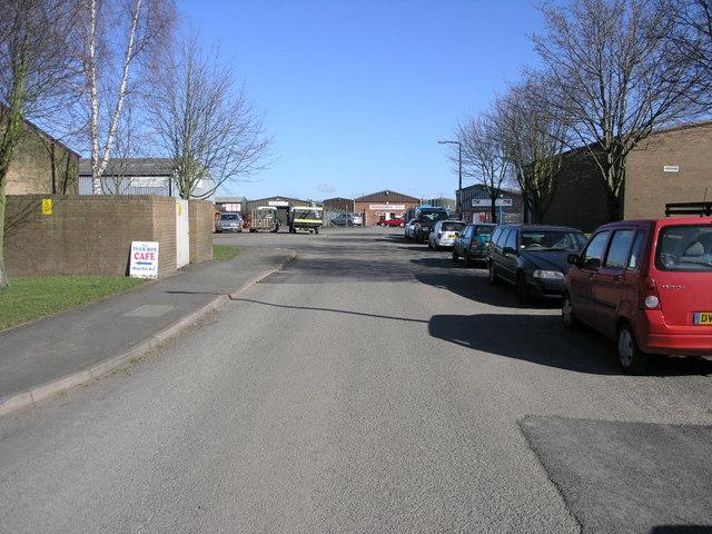 Ludlow Business Park