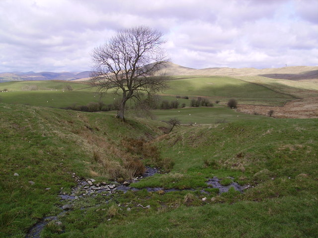 Looking towards Whinfell