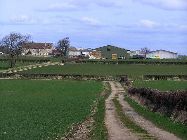 Greystone Farm.
