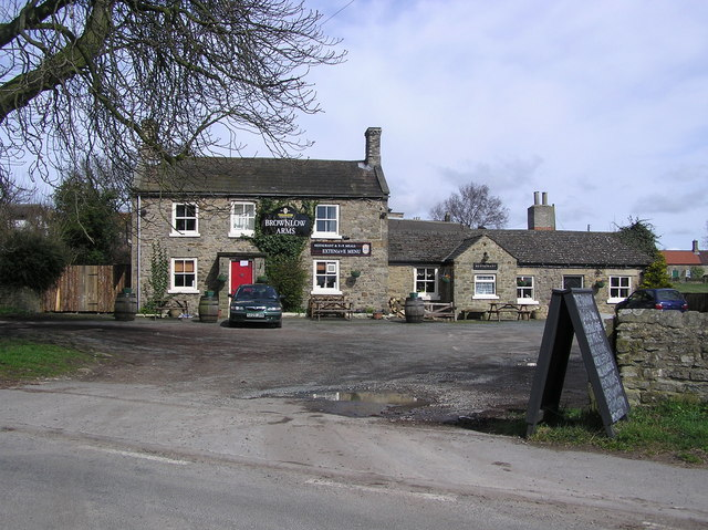 Brownlow Arms : Caldwell.