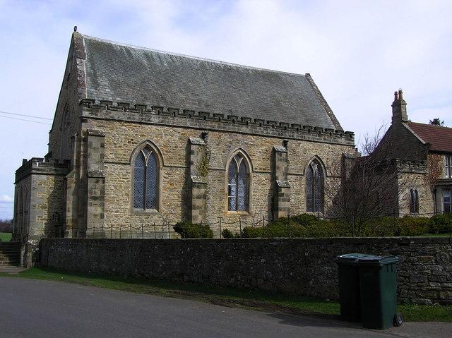 St. Mary's  Catholic Church : Wycliffe
