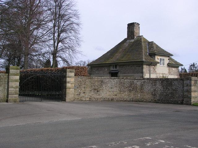 Lodge : Wycliffe Hall.