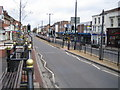 TL0121 : Dunstable: The A5 High Street (North) by Nigel Cox
