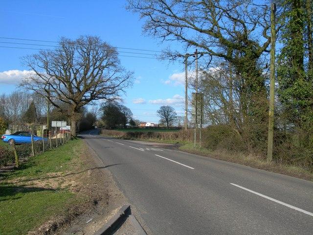 B3035 Botley Road