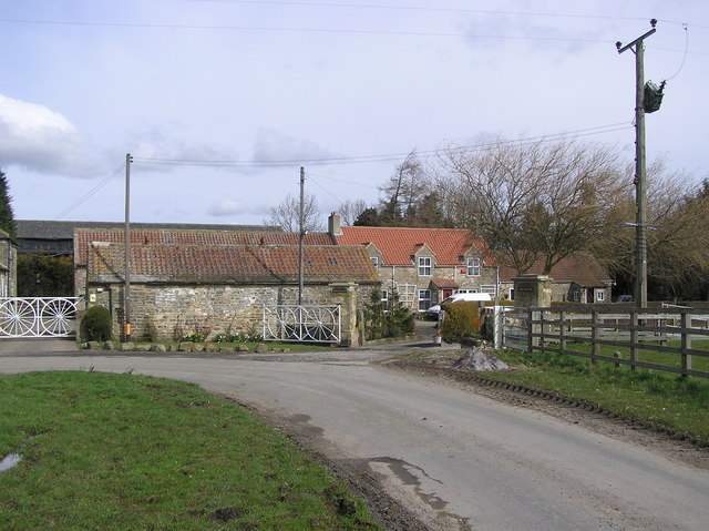 High Close: Riding Stables