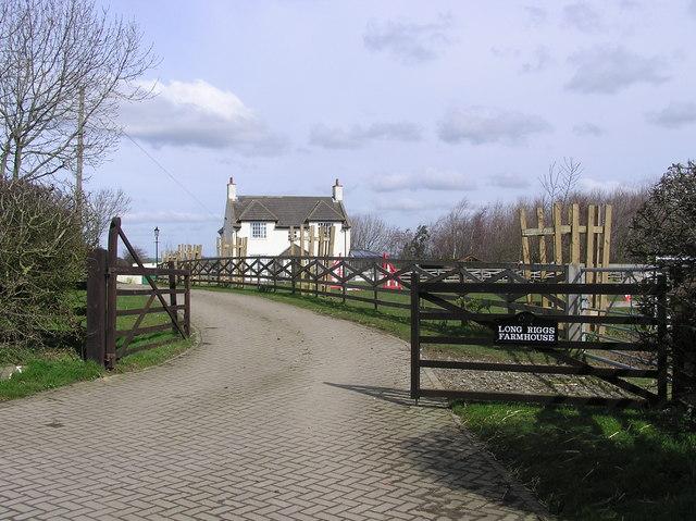 Long Riggs  Farmhouse