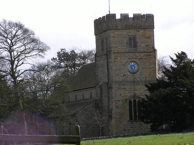 All Saints Church : Manfield