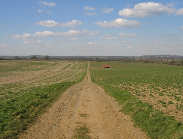 Track to Church Farm