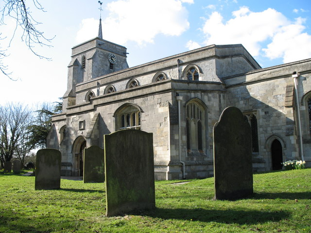 St Mary the Virgin - Eaton Bray