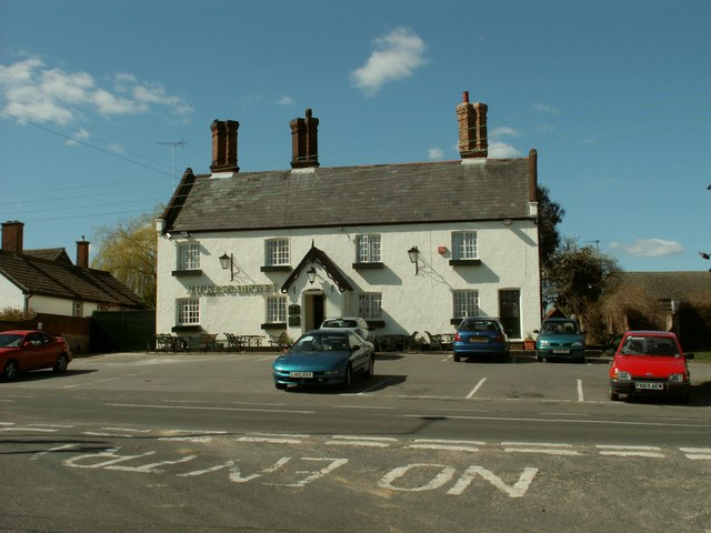 'The Kicking Dickey' public house, Great Dunmow, Essex