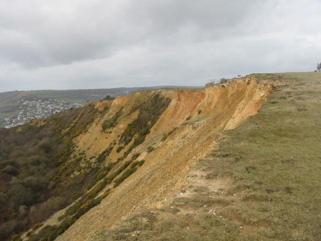 Cain's Folly (higher slopes)