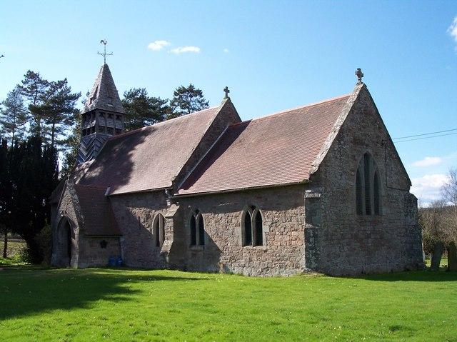 Ullingswick Church
