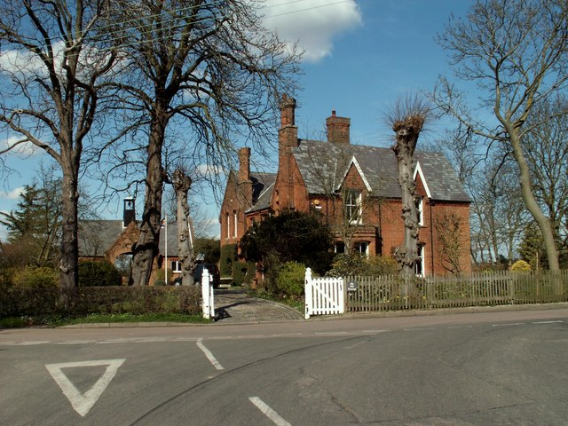 The Old Vicarage, Broxted, Essex
