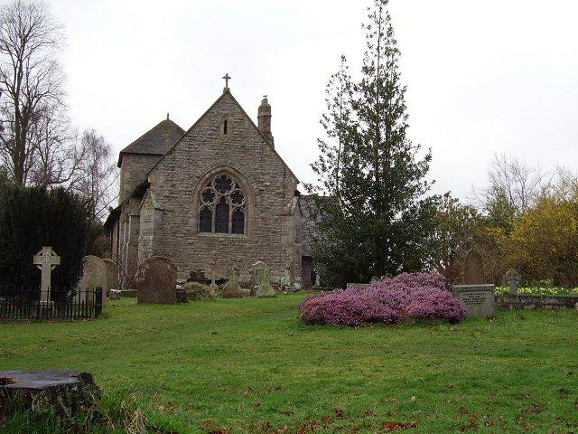 Caynham Church.