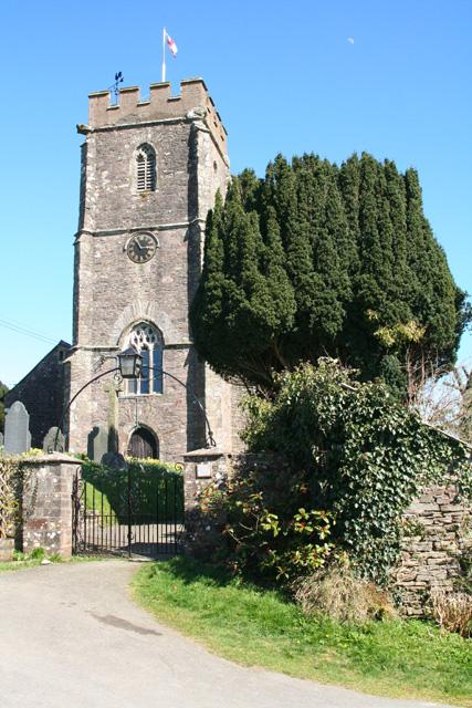 Molland: St Mary's church