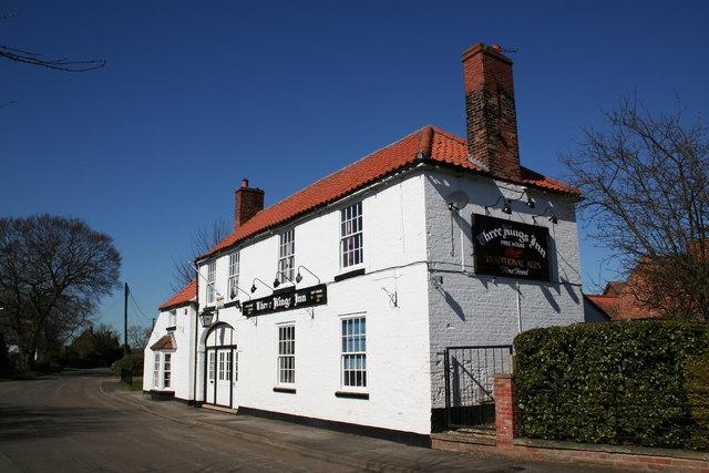 Three Kings Inn, Threekingham