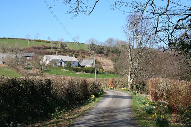 West Anstey: Bidbrook