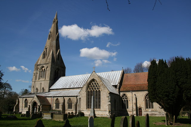 St.Mary's church, Frampton