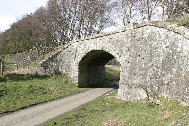 "Bridge on the ""Wanney Line"""