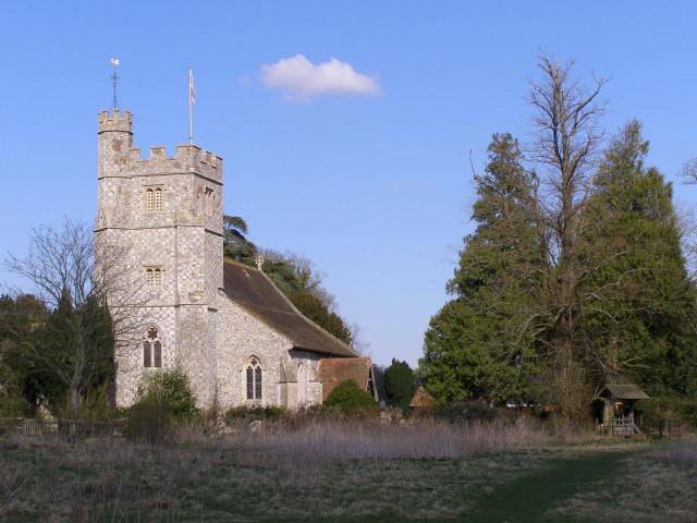 Parish church of St Nicholas, Longparish
