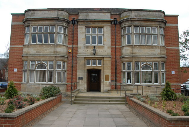 Manor House, 57 Lincoln Road, Peterborough