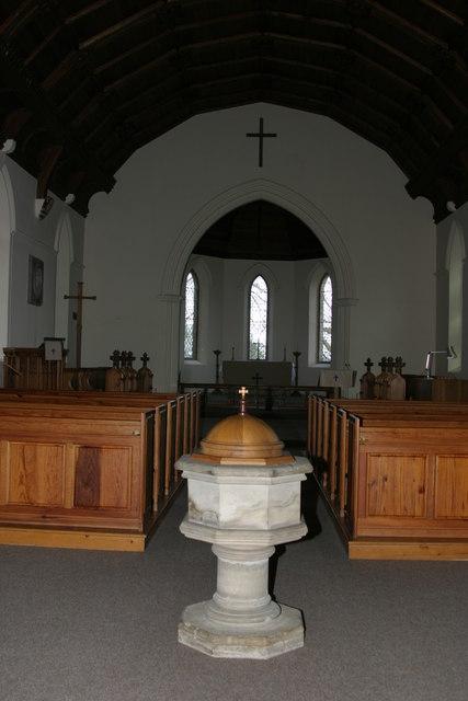 Holy Trinity Church, Cambo