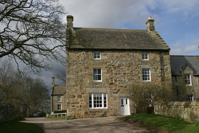 Bastle House, Cambo