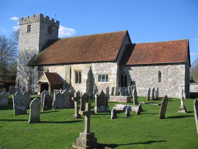 St. Andrews church, Great Durnford
