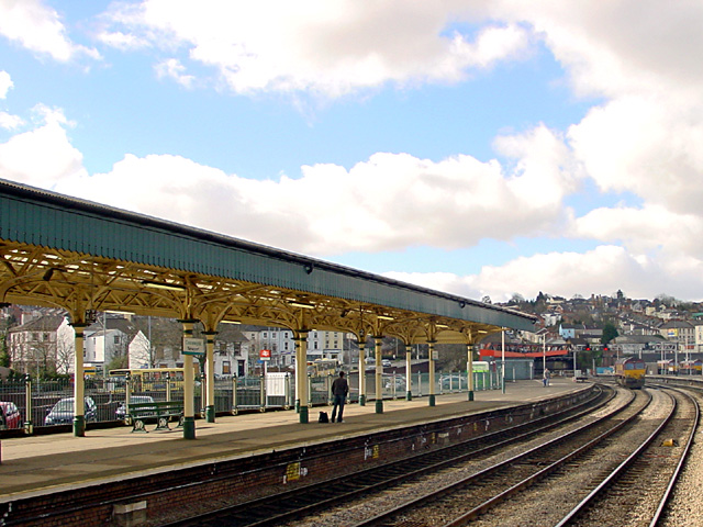 Newport Railway Station