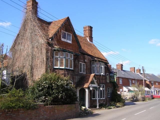 The Plough Inn, Longparish