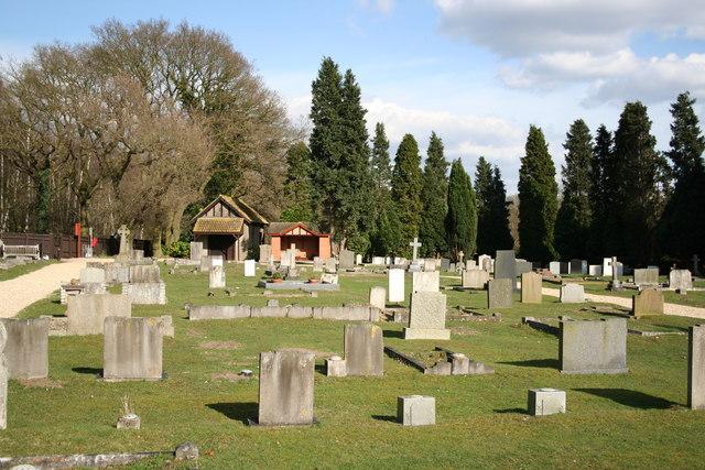 Roughton Moor Cemetery