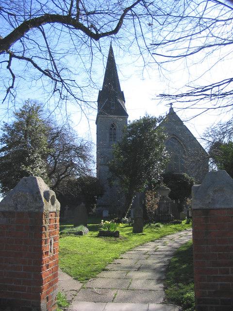 All Saints Church, Cranham
