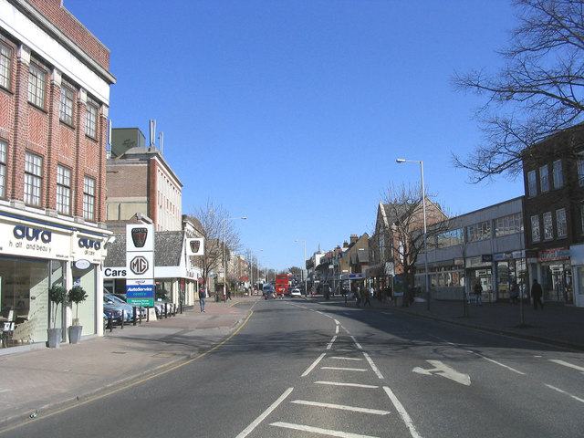 Station Road, Upminster