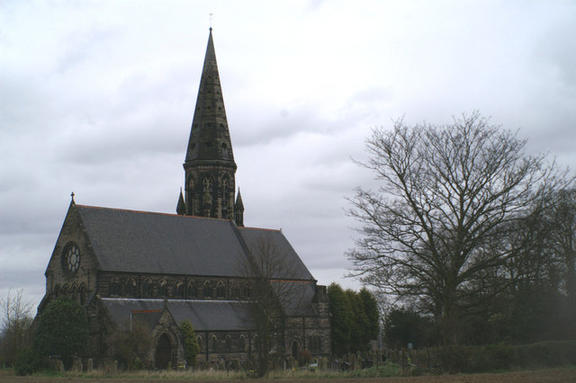 St. Peter, Oughtrington