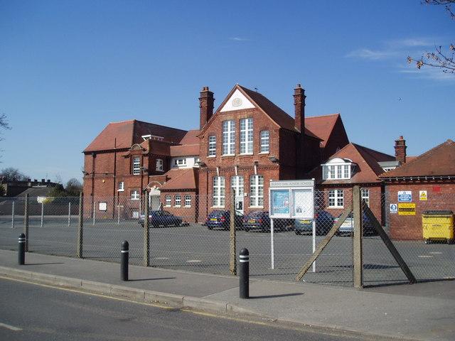 Burnt Oak Primary School, Sidcup, Kent