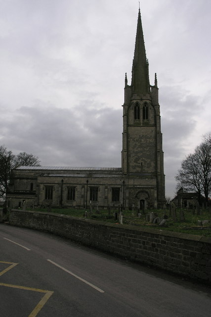 All Saints Laughton